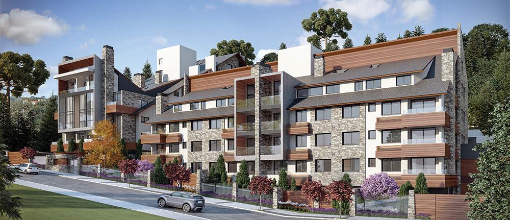 ApartamentoVenda em GRAMADO no bairro CENTRO