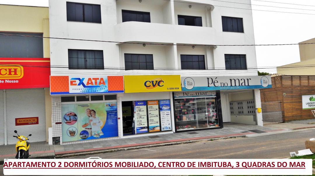 ApartamentoVenda em Imbituba no bairro centro