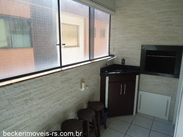 Apart. 2 dorm. lateralVenda em Capão da Canoa no bairro Zona Nova