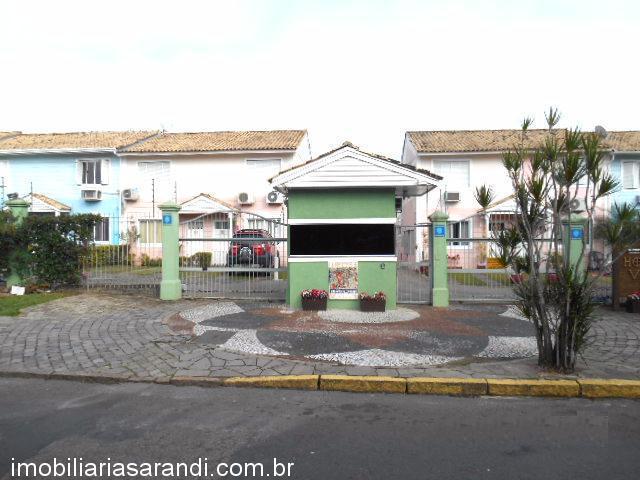 Sobrado em Porto Alegre no Bairro Sarandi
