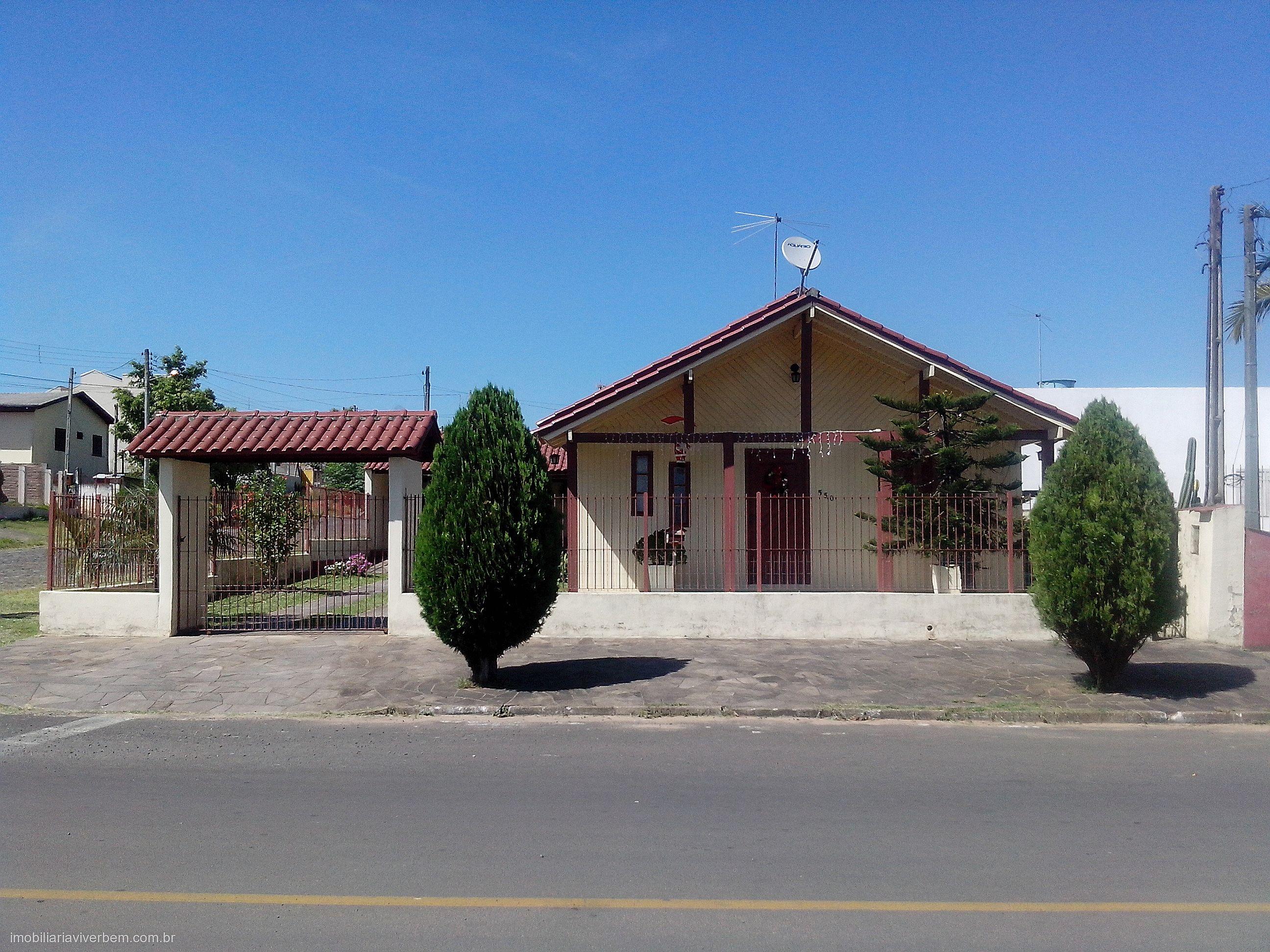Casa em Portão no Bairro Centro