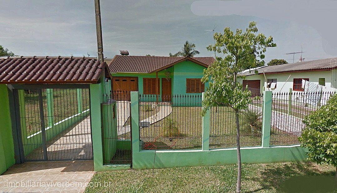 Casa Residencial em Portão no Bairro Portão Velho