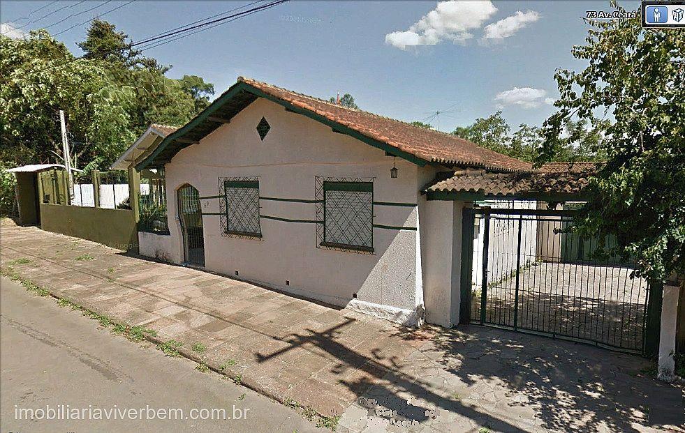 Casa em Portão no Bairro Portão Velho