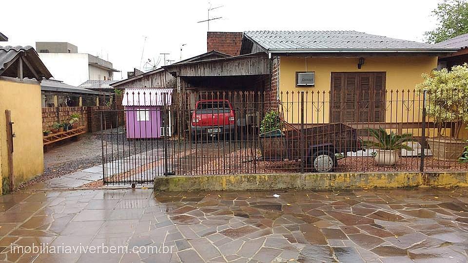Casa Residencial em Portão no Bairro Centro