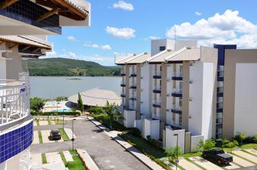 Apartamento / Flat em Caldas Novas no Bairro Fazenda Santo Antonio