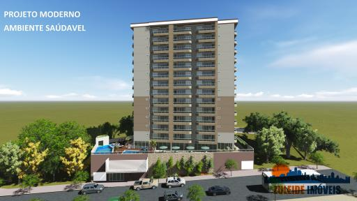 Apartamento / Flat em Caldas Novas no Bairro Centro
