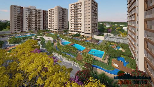 Apartamento / Flat em Caldas Novas no Bairro Bairro do Turista